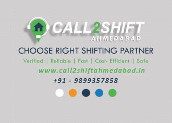 Packers and Movers AHmedabad - Call2shift Ahmedabad